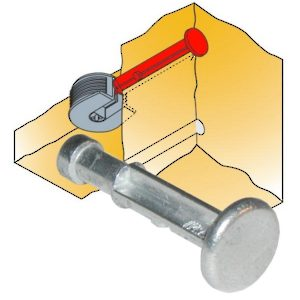 Quickfit End Dowel