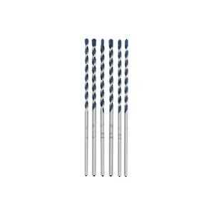 Hammer Drill Bits Tapcon Set (6/Card)
