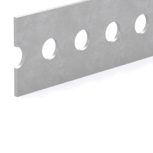 Perforated Flat Bar
