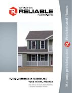 Prefabricated Homes - Reliable Fasteners