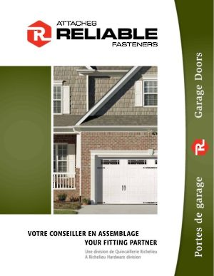 Portes de Garage - Attaches Reliable